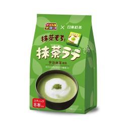 치로루초코 맛차모찌맛 라떼!! 일동홍차 맛차라떼 8개입