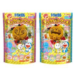 대박! 도라에몽 얼굴 팬케이크 만들기!!! 하트 도라에몽 캐릭터 팬케이크 (2종 랜덤발송)