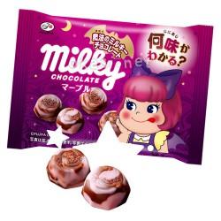 페코라가 마법으로 장난쳐 만든 초코! 후지야 밀키 마블 초콜렛
