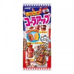2가지 콜라모양 구미! 메이지 자동판매기 콜라업 구미