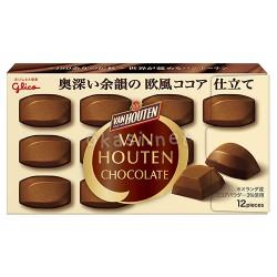 코코아의 명가 진하고 진한맛! 글리코 반호텐 초코렛 12개입