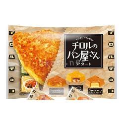 3가지 빵맛 초코! 치로루 빵야상 아소토 7개입