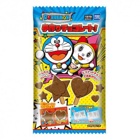 타카라토미아츠 도라에몽 테즈쿠리 초콜렛