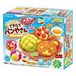 데니쉬, 메론빵, 쿠마몬빵 만들기! 크라시에 포핀쿠킨 데키타테 빵야상