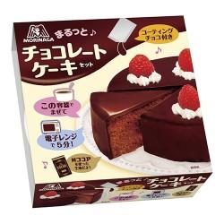 모리나가 초코렛 케잌 만들기 세트