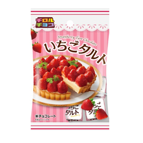 [한정] 치로루 딸기 타르트