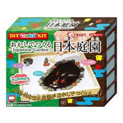 하트 DIY CANDY KIT 과자로 만드는 일본 정원